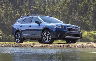 ROAD TEST: Subaru's new Outback is 'more than a car'