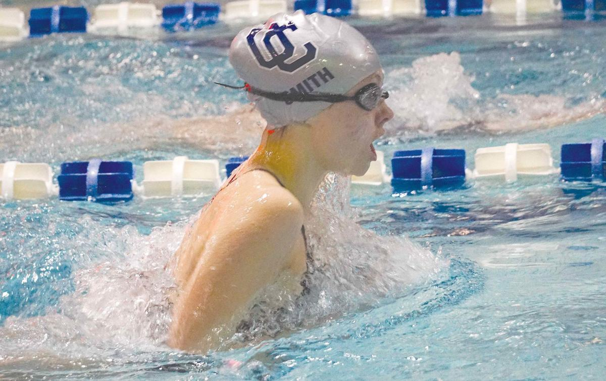 Oil City swimmers sweep Grove City, girls end 10-year drought