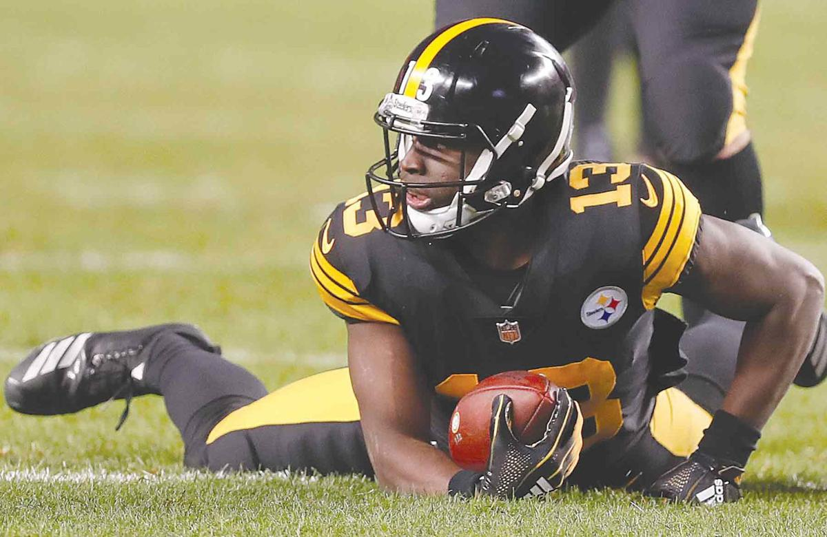 Washington to assume bigger role in second season with Steelers