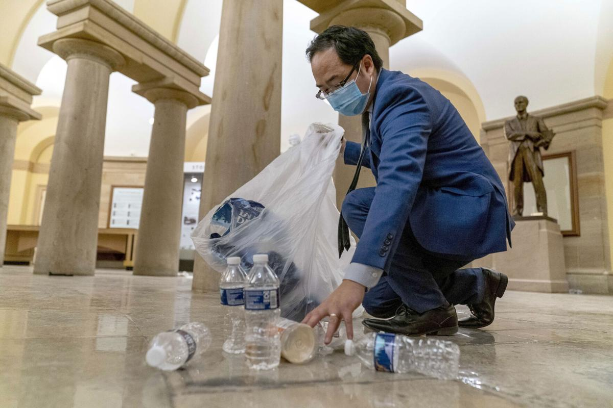 Fallout continues in wake of Capitol rampage