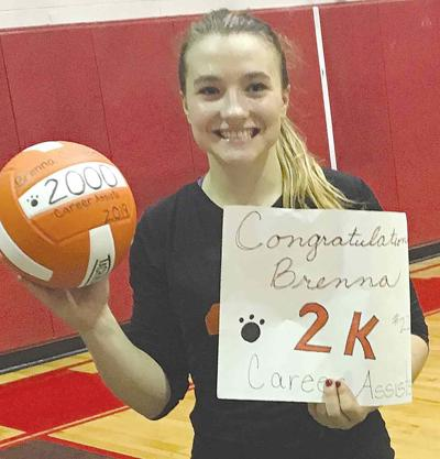 Clarion's Campbell reaches milestone; Orioles outlast Oilers, 3-2