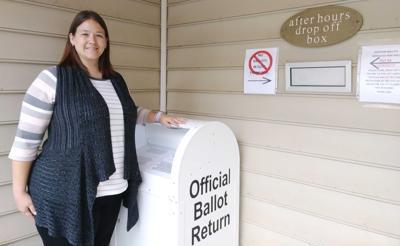 Venango election officials install drop box for ballots