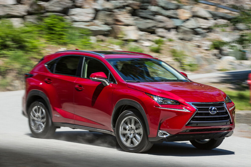 AUTO REVIEW: 2021 Lexus NX 300h - It might make 'cents' to consider a hybrid