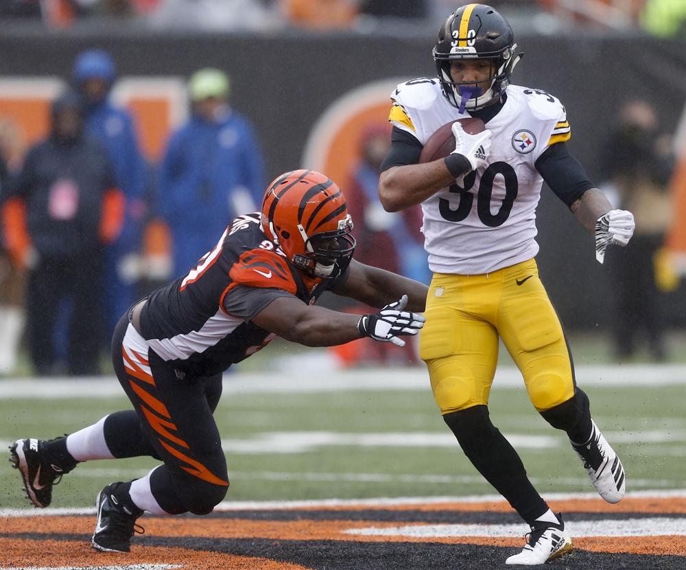 Steelers stop Bengals