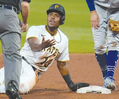 Tough night for Pirates' rookie Hayes