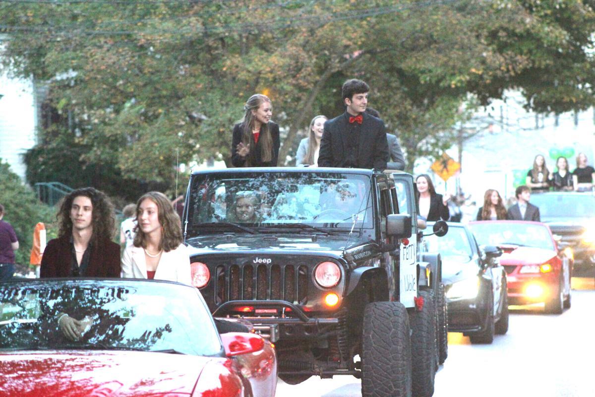 Franklin homecoming parade