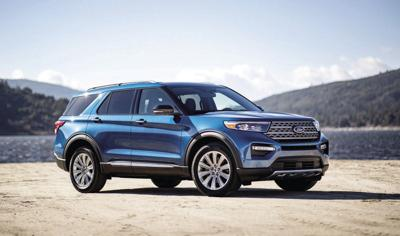 ROAD TEST: Ford adds Hybrid model to boost Explorer's efficiency