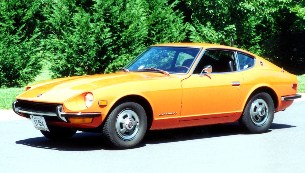 CLASSIC CARS: Buyer finds \'finest example\' of Datsun 240Z from 1970 ...