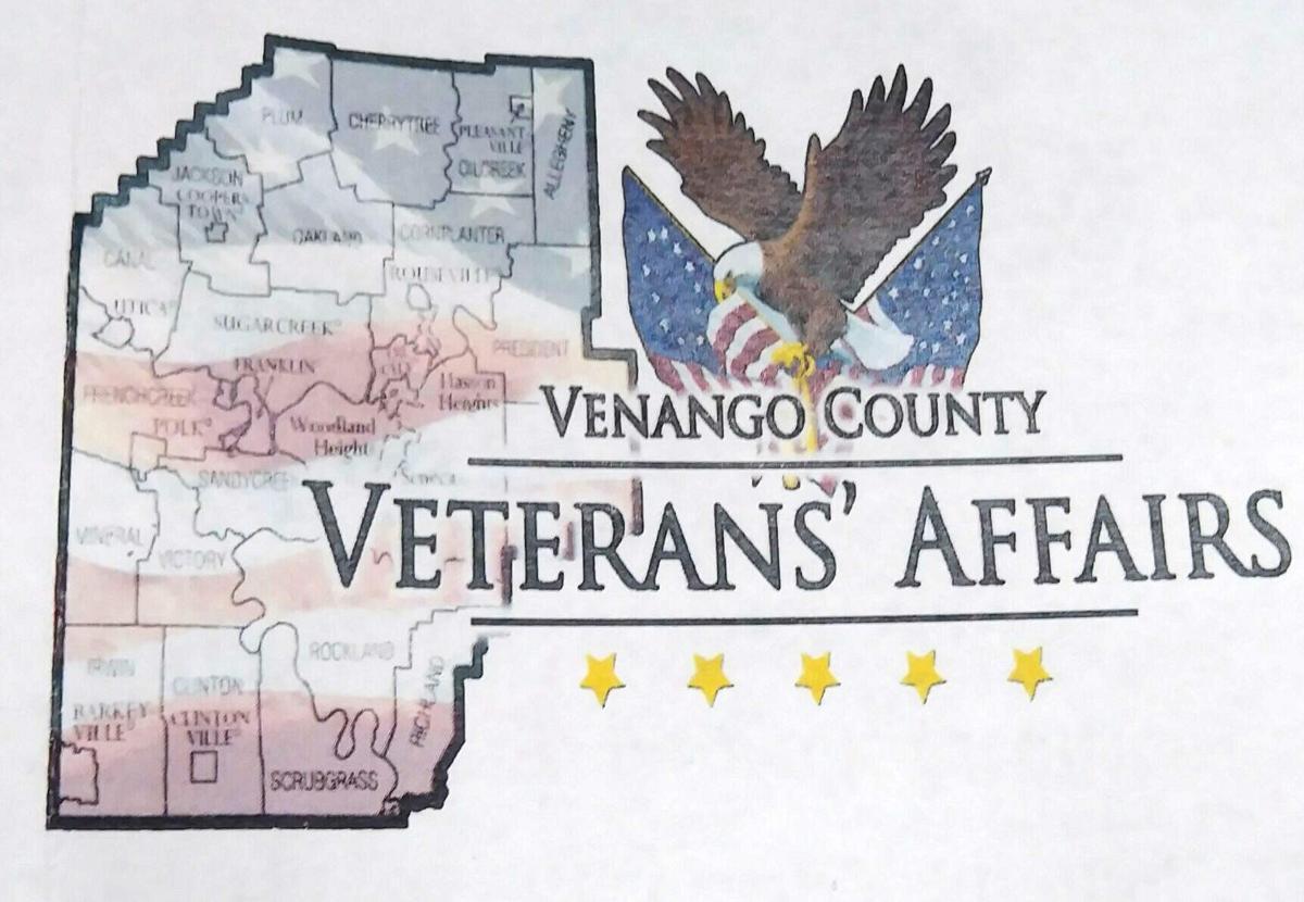 New Venango County Vetrans' Affairs logo