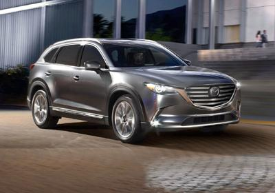 ROAD TEST: Mazda's CX-9 has plenty of overall appeal