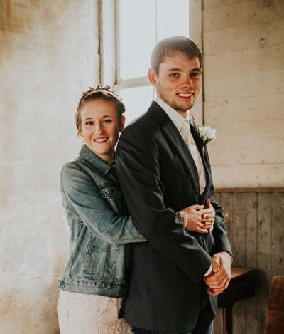 WEDDING: Crate,McKissick