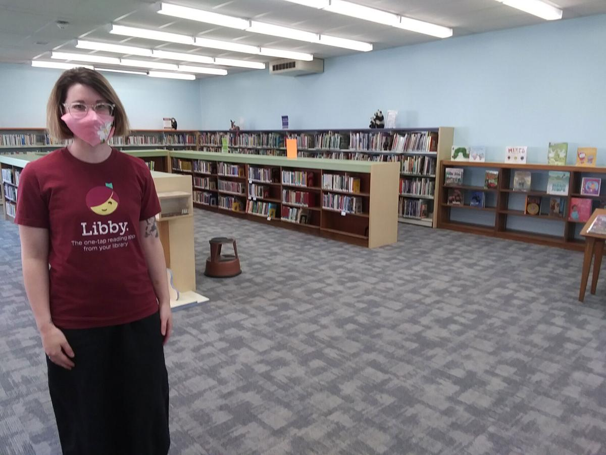 Library has new look