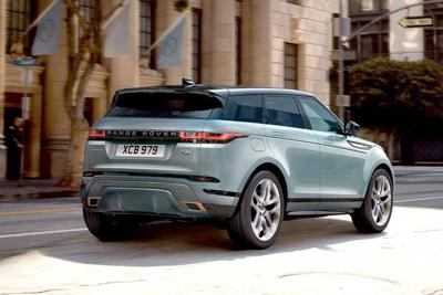 Evoque gets a much need interior makeover