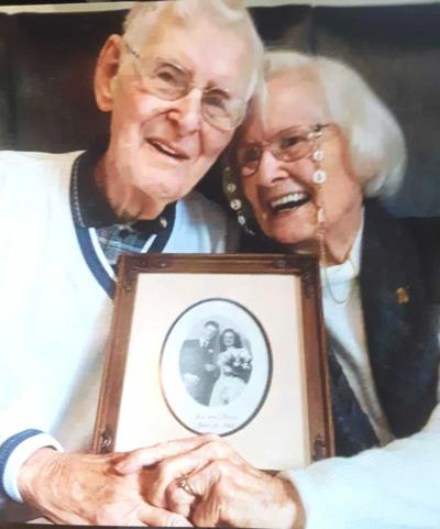 Franklin natives coming home to renew vows after 73 years