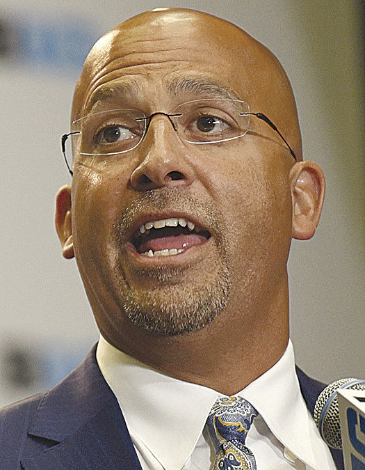 James Franklin Receives 6-Year Extension