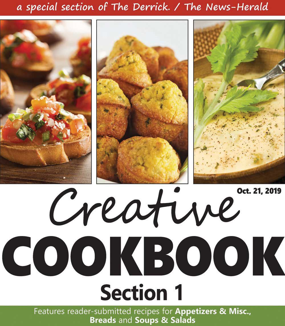 Cookbook winner had six recipes in final taste test