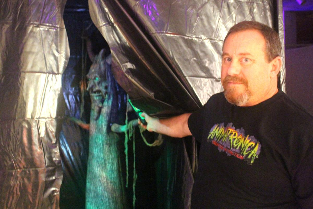 Haunted attraction opens today at Cranberry Mall