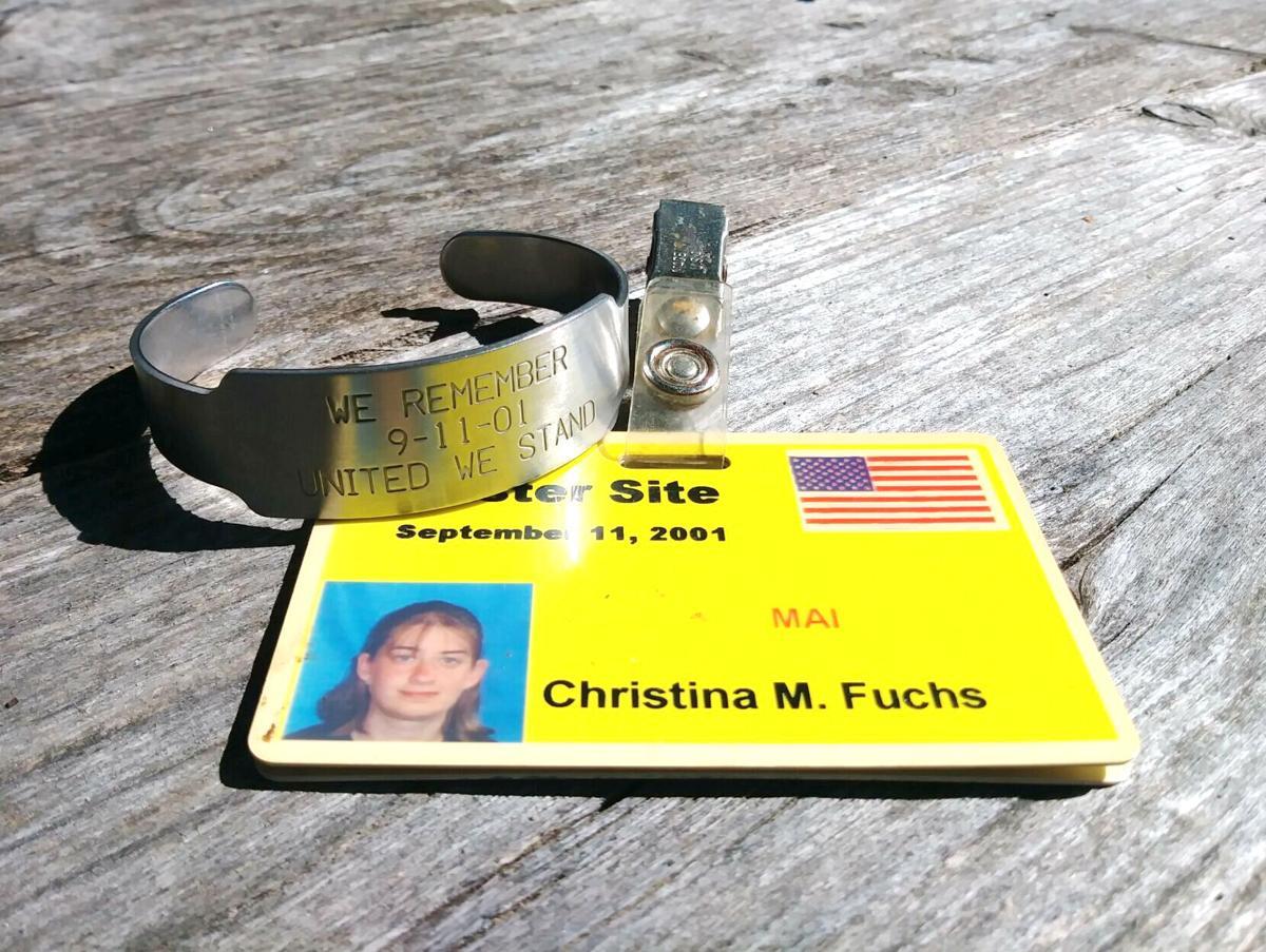 Christina Rugh talks about Flight 93
