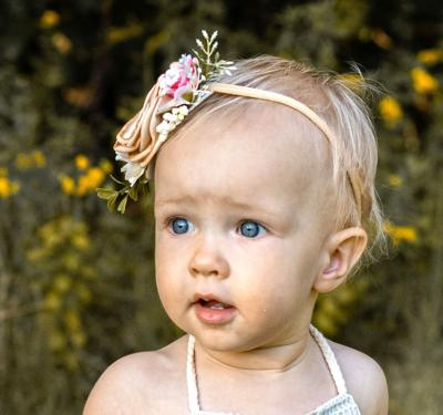 FIRST BIRTHDAY: Leia Marie Byham