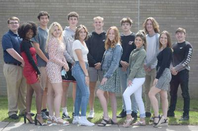 Franklin prom court announced