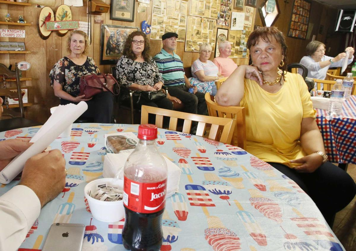 Upset family members say 'this is their home'