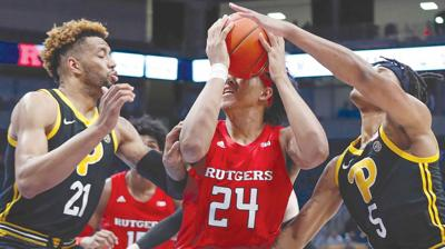 Panthers roll over Scarlet Knights