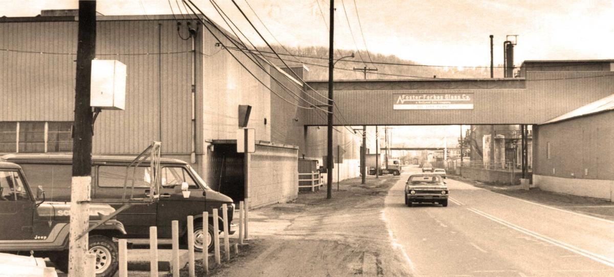 Out of the Archives: Glass production once shined