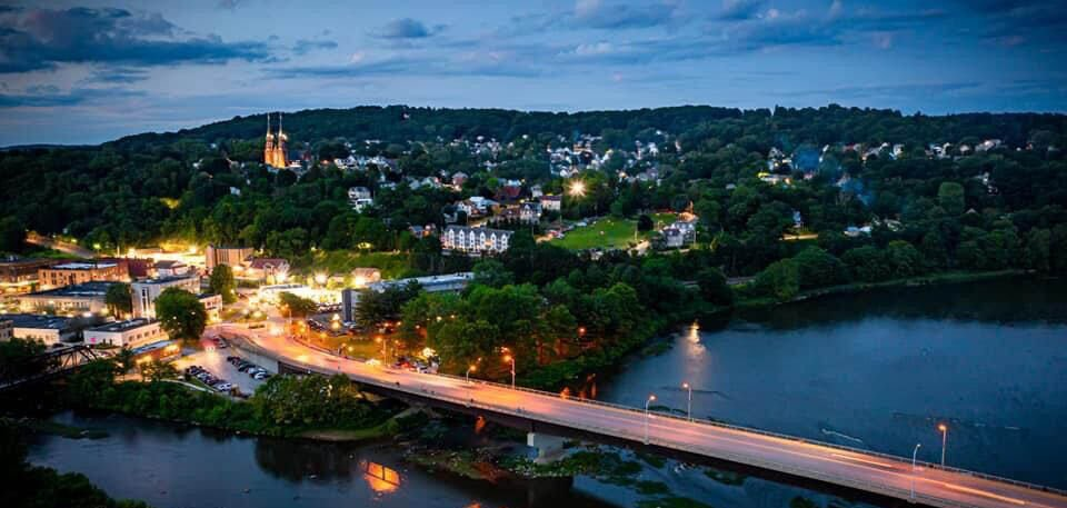 Drone photography has Oil City man flying high