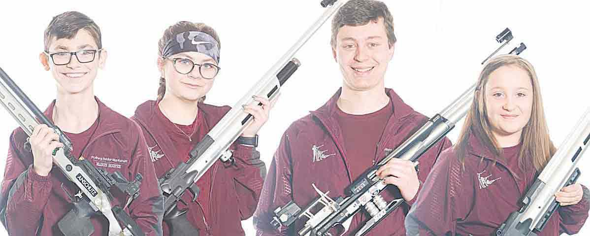Local shooters qualify for JOs