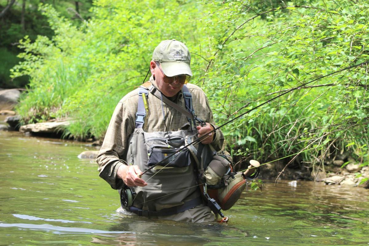 425 days on the creek