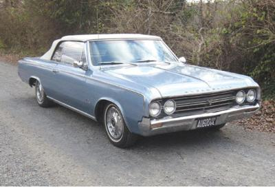 CLASSIC CAR: 1964 Oldsmobile Cutlass