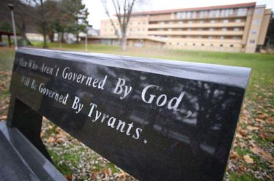 Bench to be rededicated