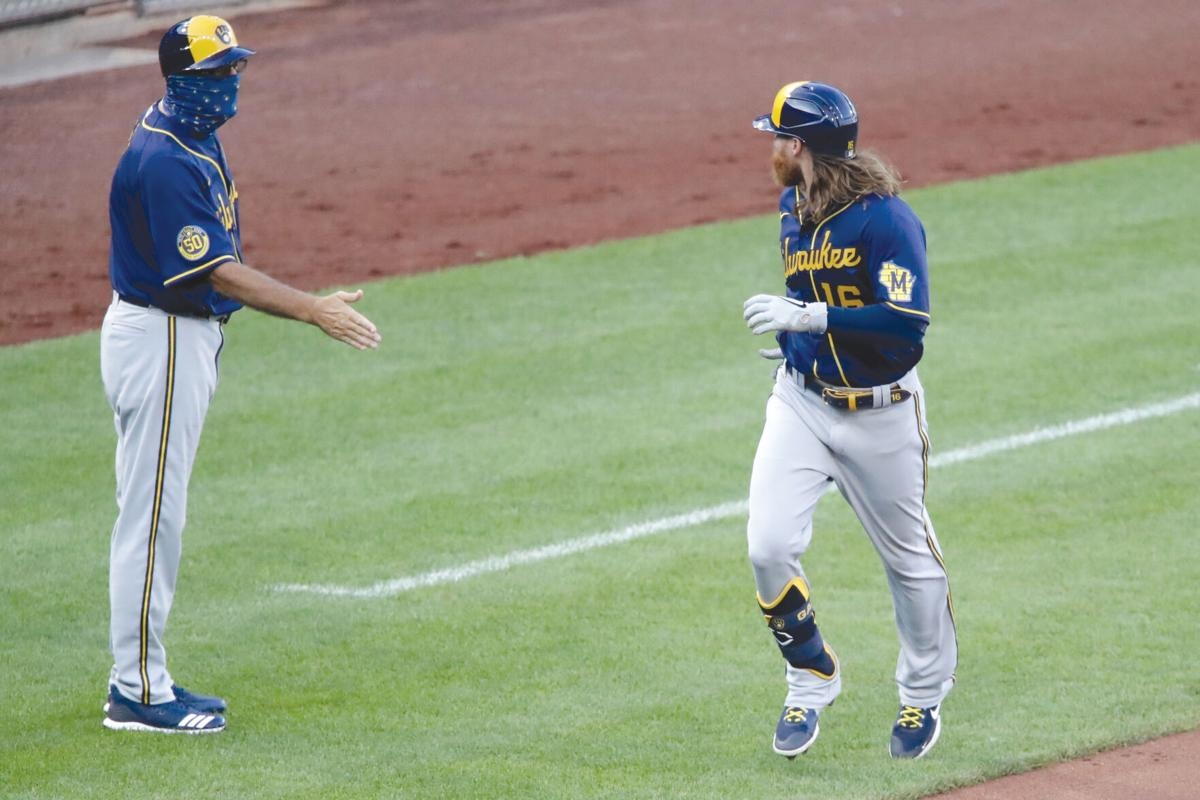Bucs blanked by Brewers