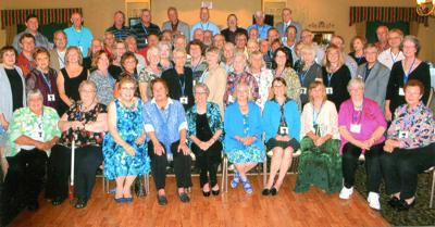 Oil City Class of 1967 holds 50-year reunion