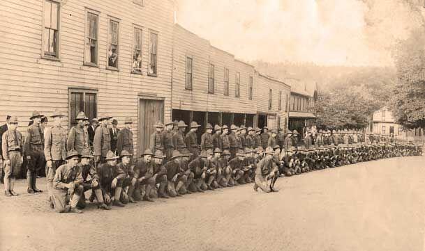 Paper revved up WWI coverage after U.S. entry