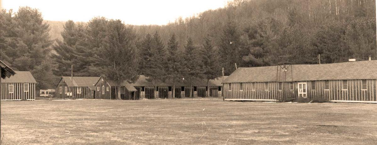 75 years ago, Duhring camp housed German POWs