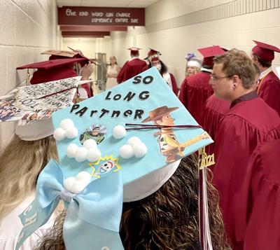 Cranberry graduation