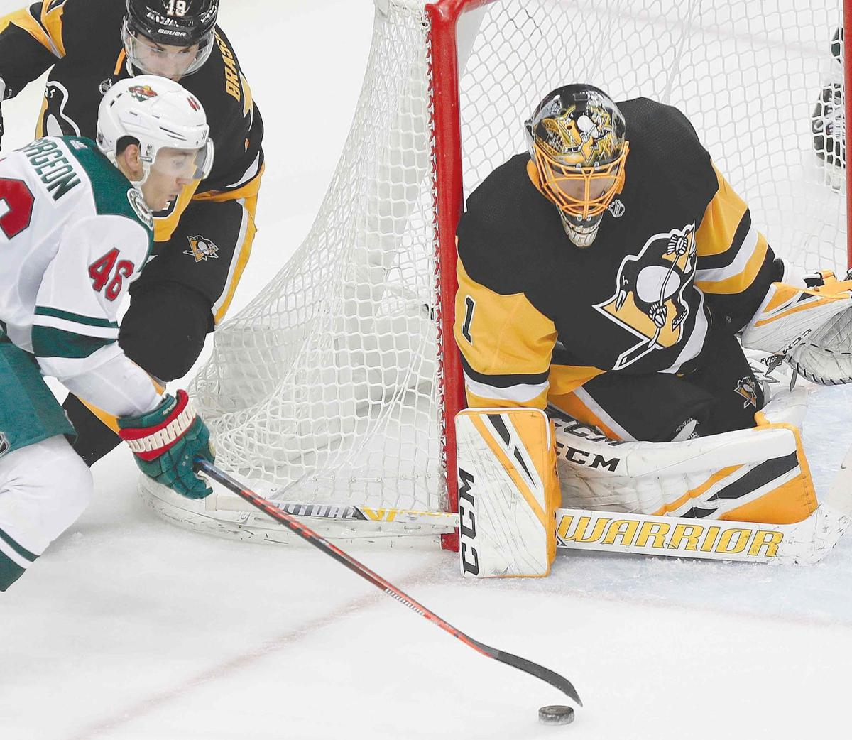 Rust stays hot against Wild