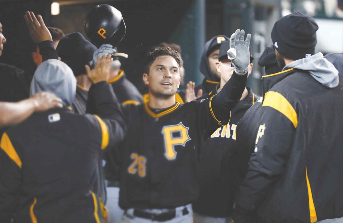 Pirates tame Tigers, 3-2