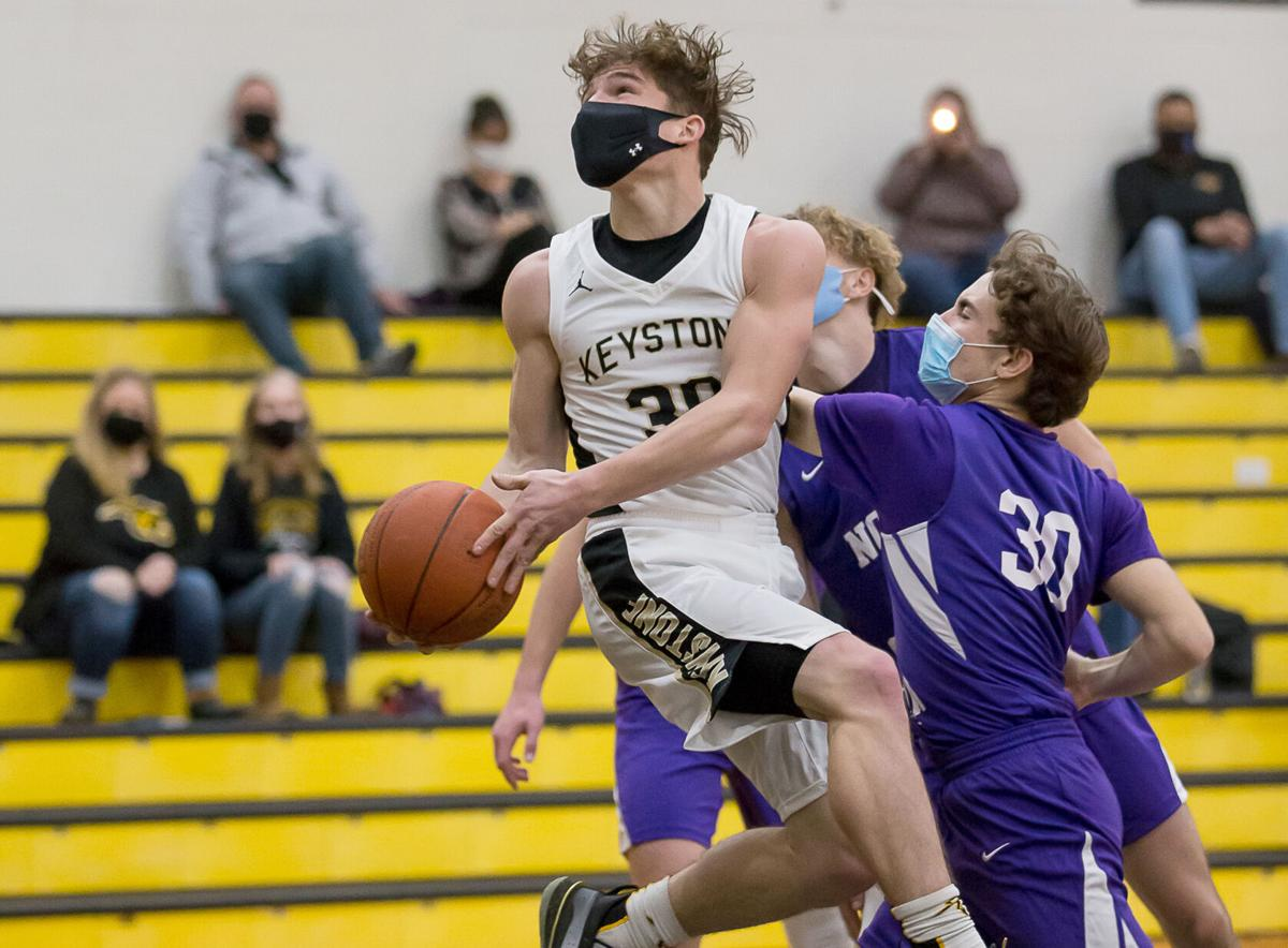 Panthers upend Wolves