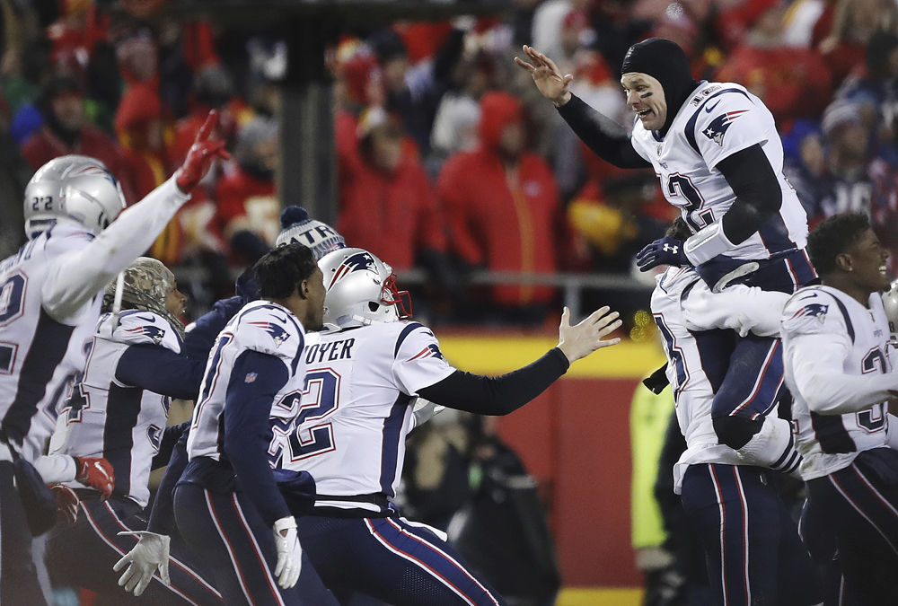 Super Bowl LIII is set