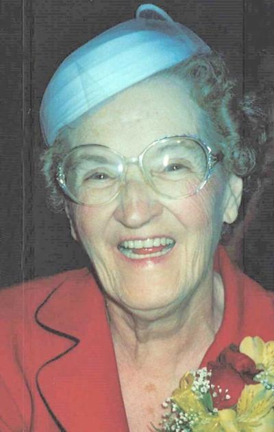 Elsie Genevieve Blankfield
