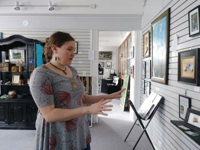 OC's Transit Gallery continues to showcase work by area artists