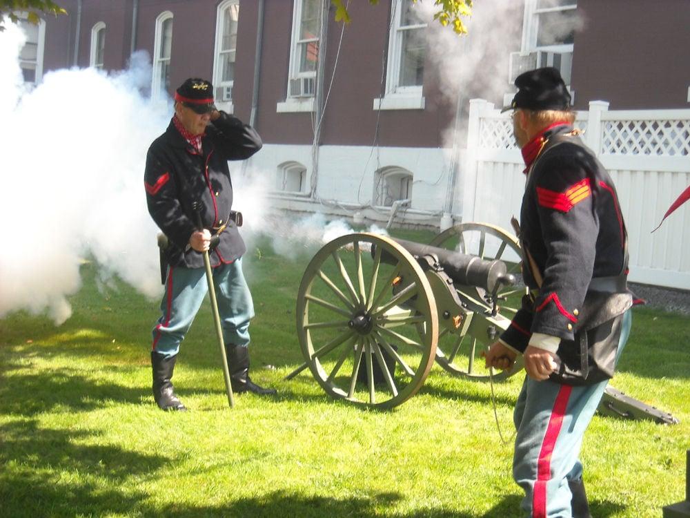 Venango County welcomes its World War I veteran monument