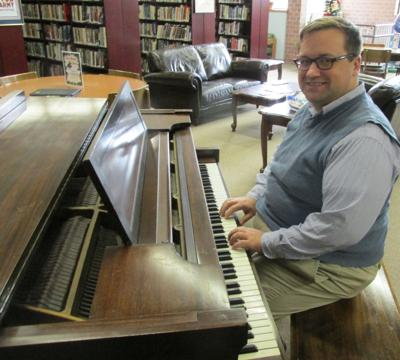 Grand piano brings good sounds to Clarion library