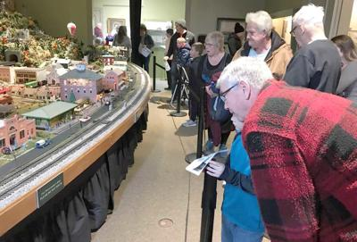 Miniature railroad centennial celebrated in Brookville