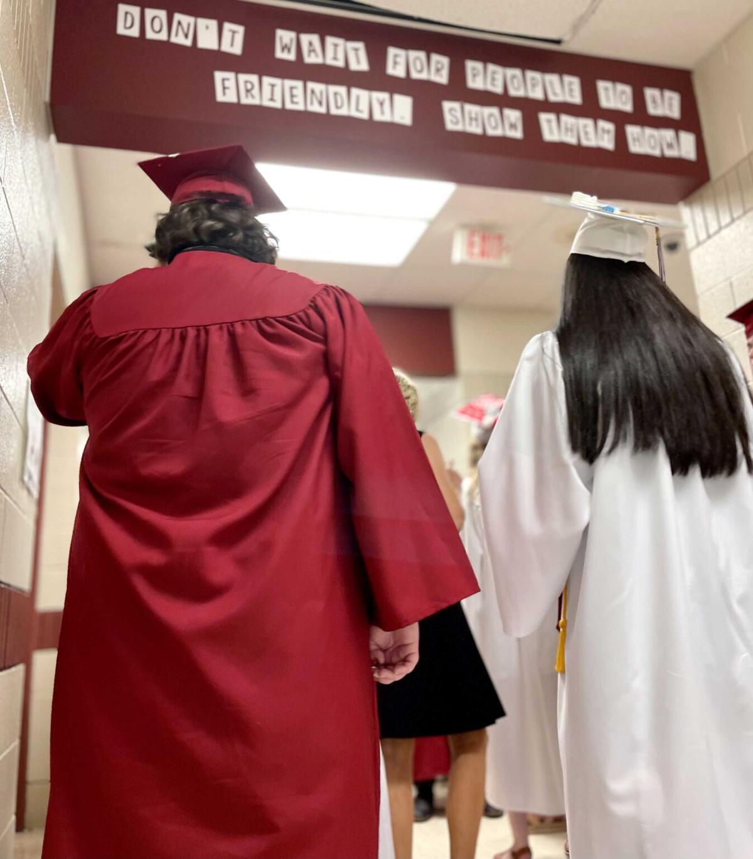 75 grads receive diplomas at Cranberry ceremonies