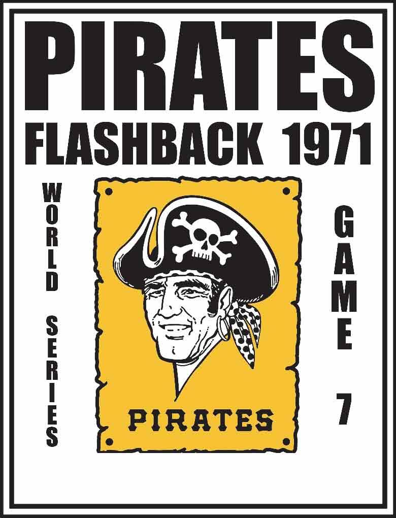 Pirates are World Series champs
