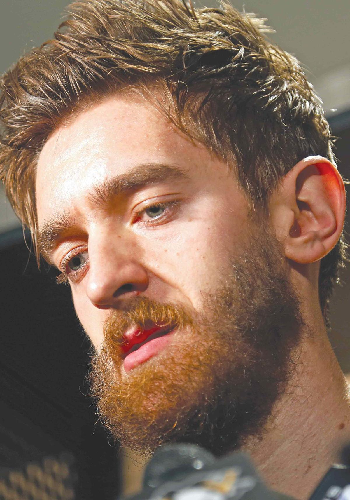 Pens' Murray out indefinitely with concussion