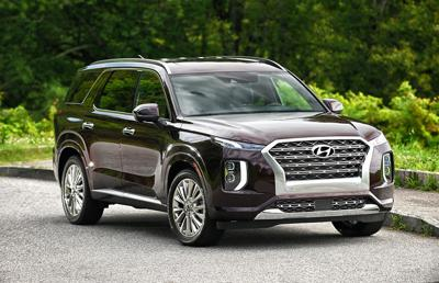 ROAD TEST: There's nothing limited about Hyundai Palisade